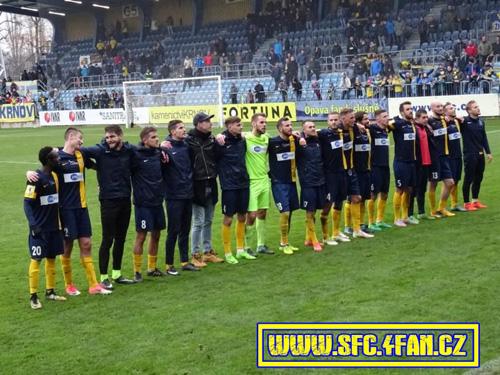 Slezský FC Opava - Vášeň trvající více než 100 let! - SFC Opava ... 642d531244e